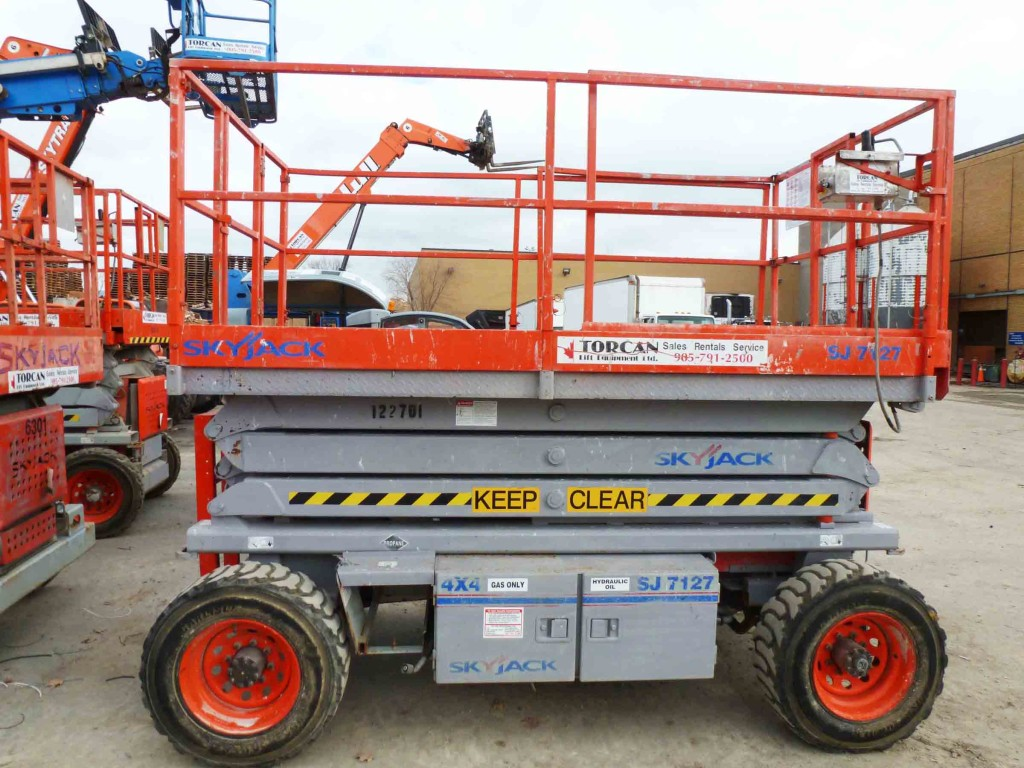 Scissor Lift Rental Toronto - 10 Profits You Get