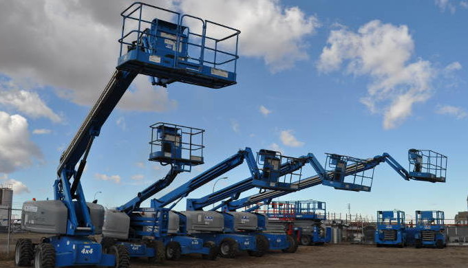 Used Boom Lifts in Toronto