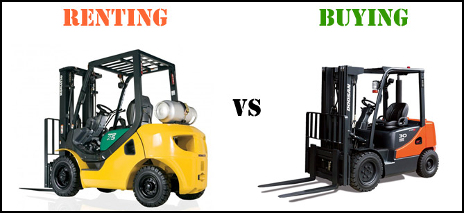 Managing Lift Equipment: Rent or Buy?