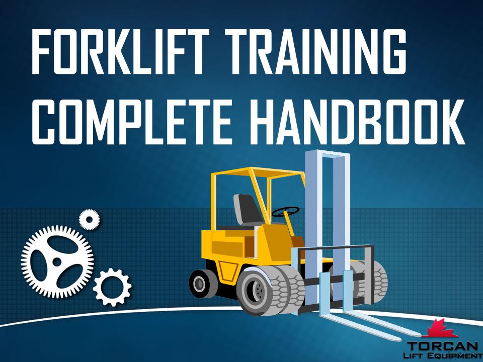 Forklift Training Complete Handbook