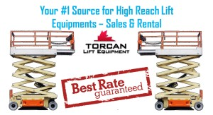 Your #1 Source for High Reach Lift Equipments – Sales & Rental