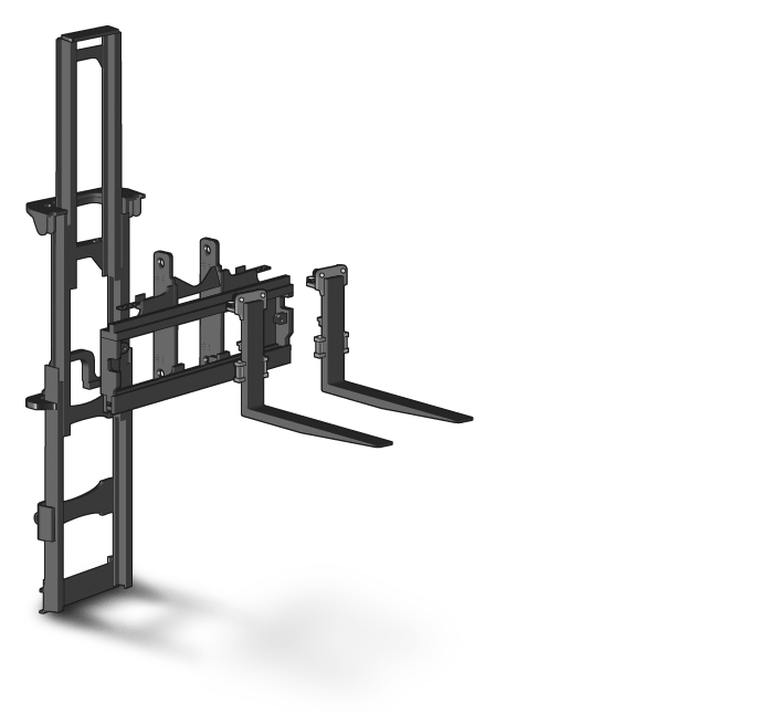 Forklift Mast Interlocking : What is forklift working mechanism where it used