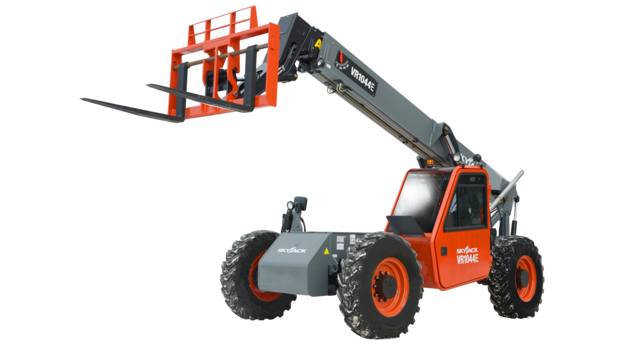 New Generation Telescopic Forklift: Benefits & Features