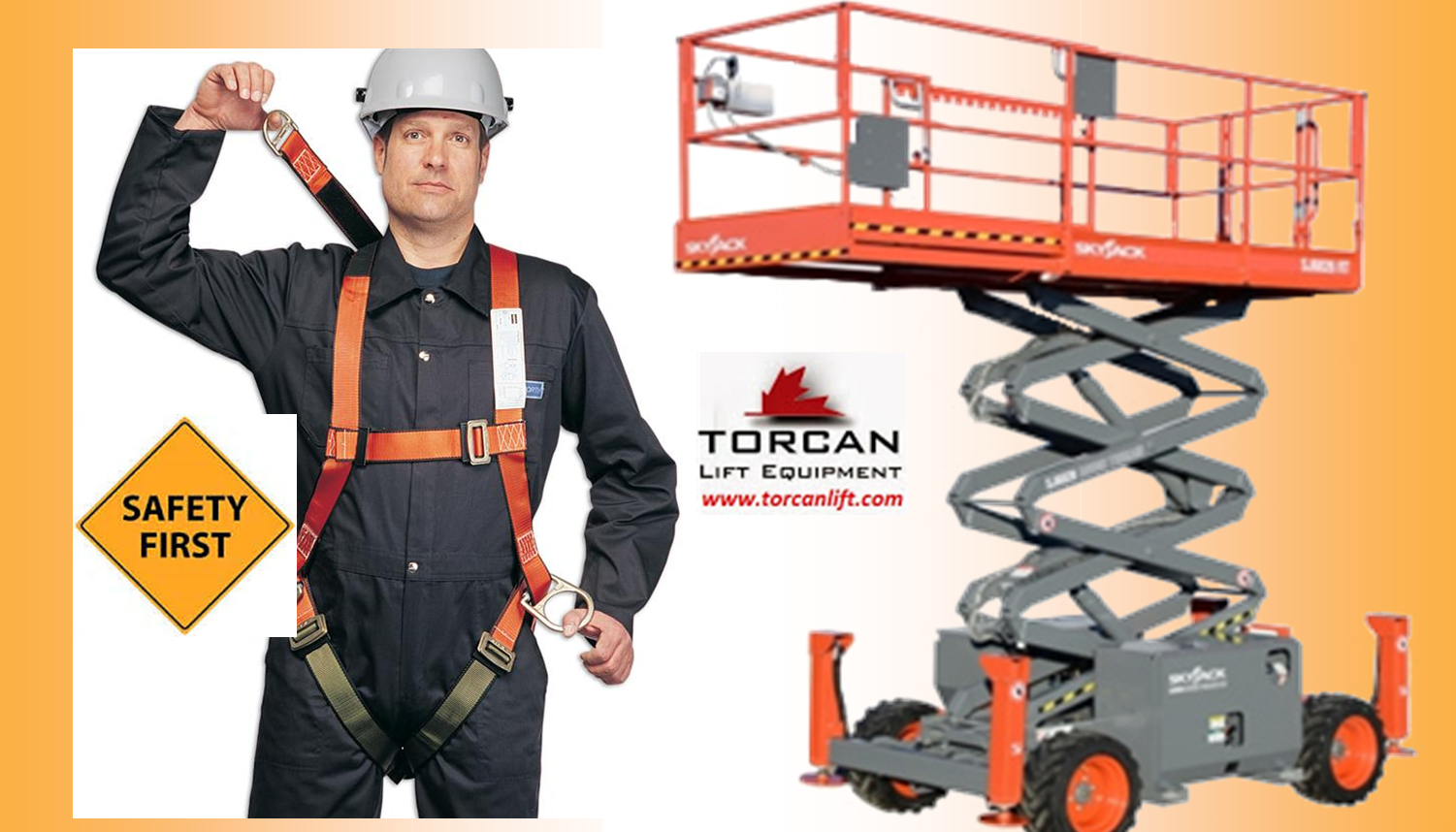 Scissor lift training & safety