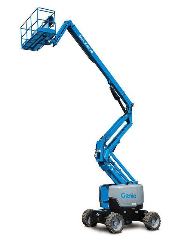 GENIE Z62/40 ARTICULATED BOOM