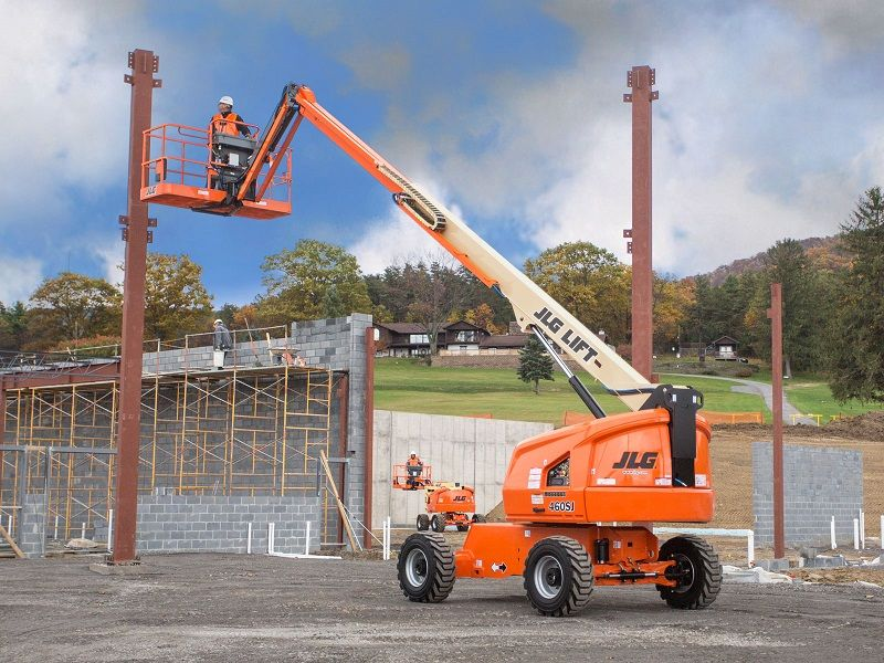 Self-propelled Telescopic Boom Lift Market