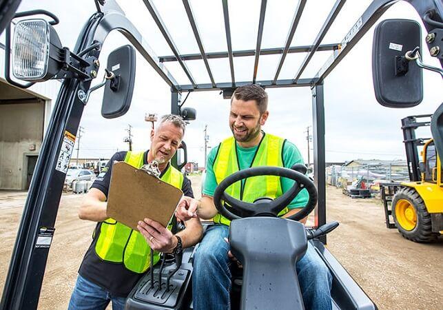 Forklift Training Benefits