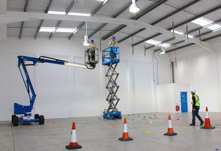 Boom Lift Safety Tips