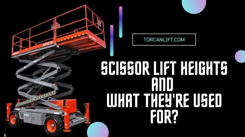 scissor lift sizes