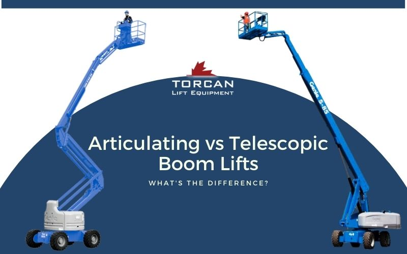 Articulating vs Telescopic Boom Lifts