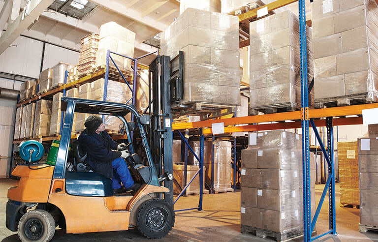 Material Handling Equipment Safety Tips