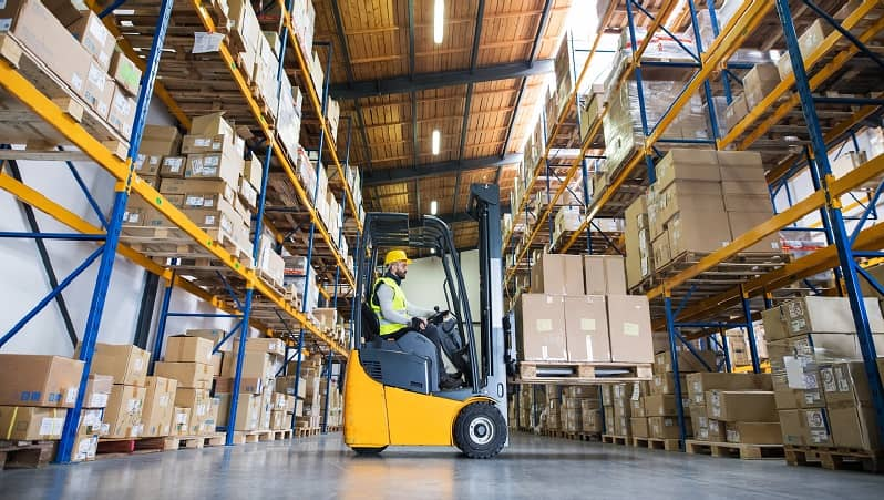 Forklifts for business