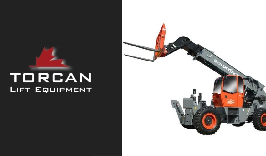 Maintenance and Inspection of a High Capacity Telehandler